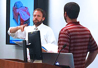 Master Clinician and Auto Mechanic Teaches Med Students